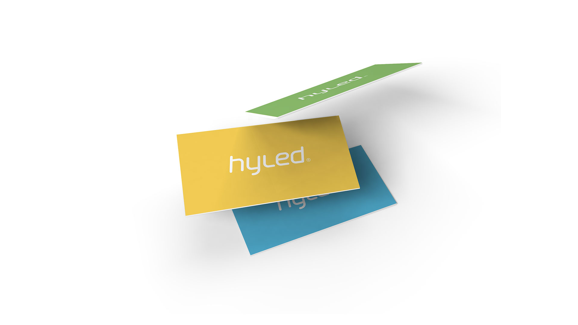 hyled business card